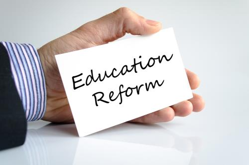 Educational reforms are useless without student involvement
